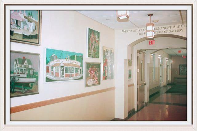Westport Public Art Collections - Westport Public Schools